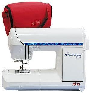 Elna 620EX - Máquina de coser: Amazon.es: Hogar