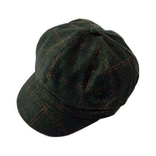 ladies caps tweed - 7