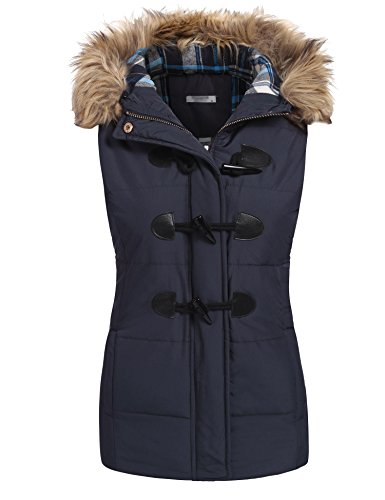 Quilted Puffy Vest - 8