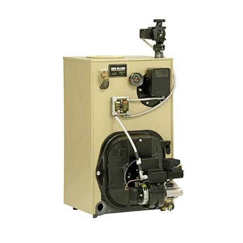 WTGO-4 126,000 BTU Efficiency Gold Oil Boiler with Tankless Heater