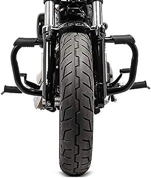 Sturzbügel Für Harley Davidson Sportster 883 Iron Xl 883 N 09 20 Craftride Mustache Schwarz Auto