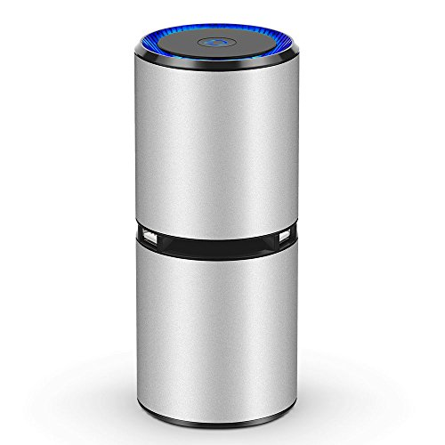 SONRU Air Purifier, Air Freshener Purifier Ion Generator for Car Home...
