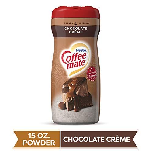 - Coffee Mate Creamy Chocolate Powder Coffee Creamer, 15 oz
