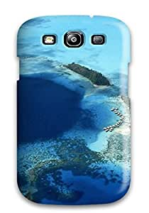 Galaxy S3 Case Cover Skin : Premium High Quality Bora Bora Case