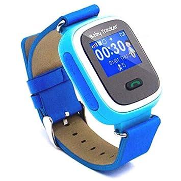 Overnis Tracker Babyblue - Reloj con GPS (Respuesta a ...