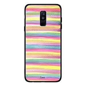 Samsung Galaxy A6 Plus Mutlicolor Stripes