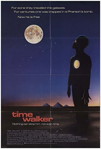 Time Walker 1982 Authentic 27