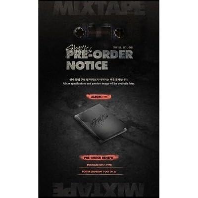 Stray Kids - [Mixtape] Pre Debut Album CD+Booklet+Photocard K-POP SEALED