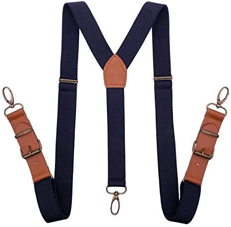 Kennebunkport Silk Suspenders