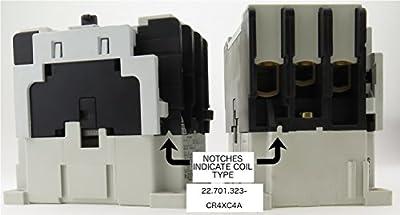 Ge Cr4xc4ab 22.701.323-34 220/240v 50/60hz Magnetic Coil Cr4cg , Cr4ch , Cr4cj , Cr4ck Contactors