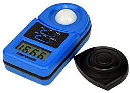 A Lux Meter for Photographer, Pocket size Lux meter for indoor and out door 0-50,000 Lux