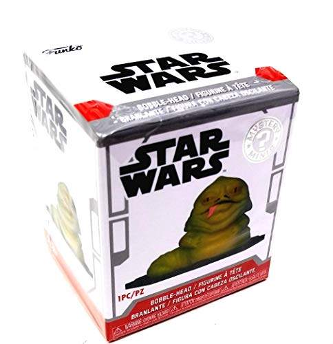 Smugglers Bounty Jabba The Hutt Mystery Mini Bobble Head