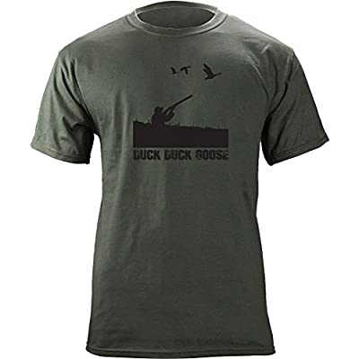 Duck Duck Goose Funny Hunting T-Shirt