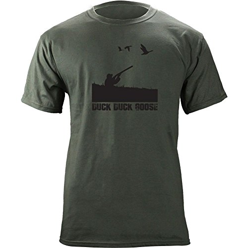 Duck Goose Funny Hunting T Shirt