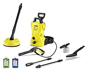 Karcher K2 Car Kit Electric Power Pressure Washer, 1600 PSI, 1.25 GPM