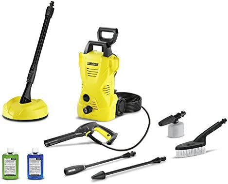 Karcher K2 Car Home Kit Electric Power Pressure Washer 1600 Psi 1 25 Gpm