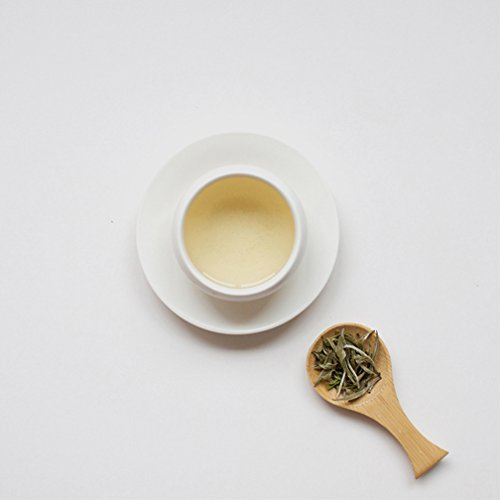TETE WHITE Tea - Loose Leaf Full Leaf Himalayan Premium Tea