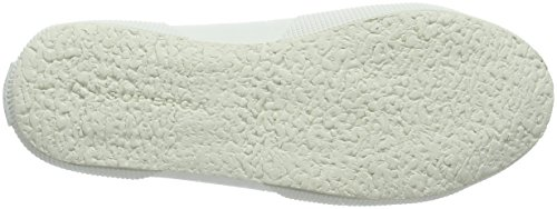 Superga 2750 Rbrpyramidu Zapatillas, Unisex-Adulto Blanco (900 White)