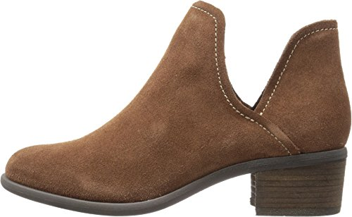 Blondo Mujeres Marcella Impermeable Tan Suede