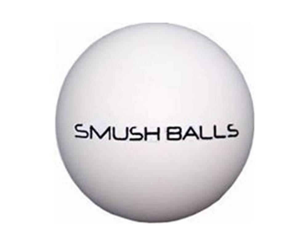 Smushballs - The Ultimate Anywhere Batting Practice Baseball (6) by Smushballs