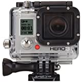 GoPro HERO3: White Edition - (197/ 60m Waterproof Housing)
