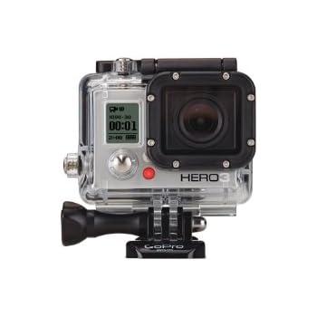Amazon.com : GoPro HERO3: White Edition - (197'/ 60m Waterproof ...