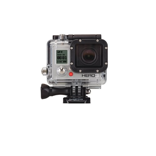 GoPro Camera HD HERO3 Silver Edition