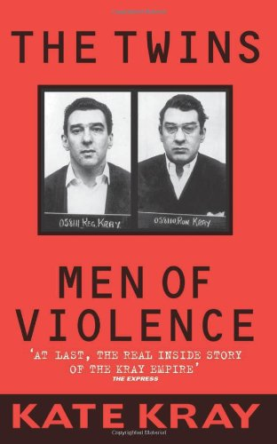 Book cover for The Twins: Men of Violence