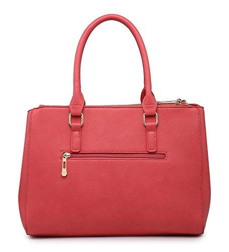 Mano Borsa Elegant Donna Fashions Apricot M A 6wqCfntq