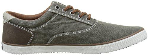 Tom Tailor 2781502 - Zapatillas de casa Hombre Marron (Lava)