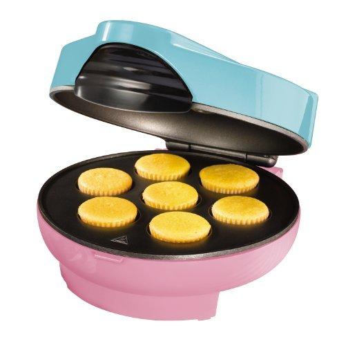Nostalgia Electrics CKM100 Electric Cupcake Maker by Nostalgia