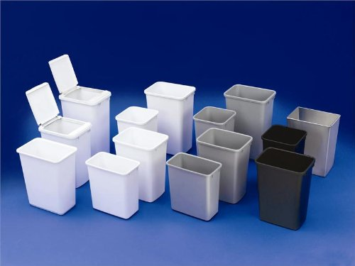 (Trash Pull-Out Replacement Bins Plastic Waste Bins)