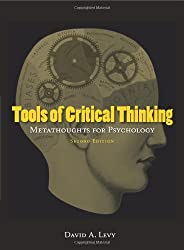 Tools of Critical Thinking: Metathoughts for Psychology (Second edition)