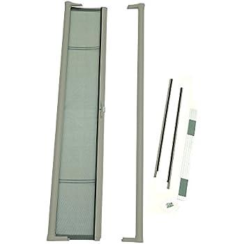 ODL Brisa Premium Retractable Screen for 80 in. Inswing Hinged Doors - Sandstone  sc 1 st  Amazon.com & ODL Brisa Premium Retractable Screen for 80 in. Inswing Hinged Doors ...