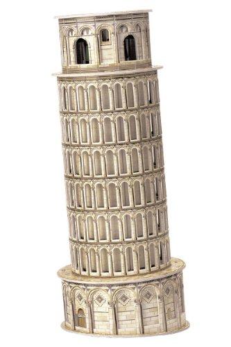 Tower of Pisa 3D Paper Model