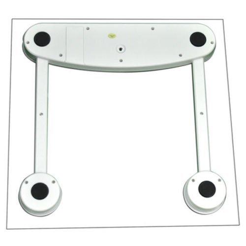 Digital Personal LCD Glass Bathroom Body Weight Heath Fitness Scale 400LB/180kG