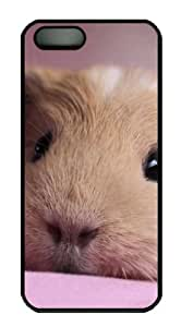 Guinea pig 2 sale iphone 5S covers PC Black for Apple iPhone 5/5S