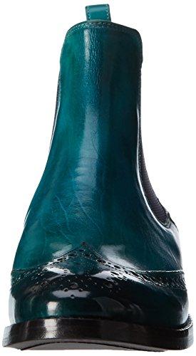 Casa navy Amelie 5 Turquoise Turquesa Para ela Melvin Por ls amp;hamilton Zapatillas Estar Mujer De crust wUq1nE065x