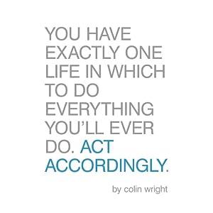 Act Accordingly Audiobook