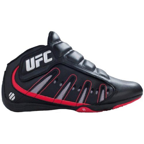 ufc ultimate training shoe blackred 12 import it all