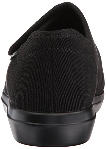 AA Black Women's Corduroy N US Men N Slipper Propét Black Foot Cush OqBY6FY