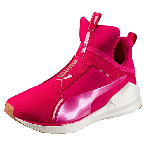 Donna whisper Fierce Potion love Puma White Vr Rosa Indoor Scarpe Sportive qzxXw7O