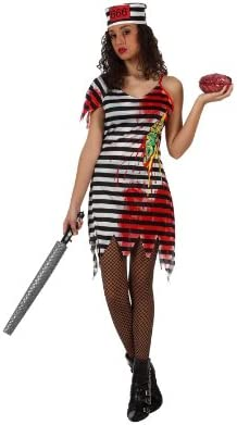 Atosa - Disfraz de zombi para mujer, talla 44-46: Amazon.es ...