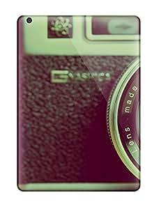 New Arrival BTk1936TEdQ Premium Ipad Air Cases(vintage Camera)