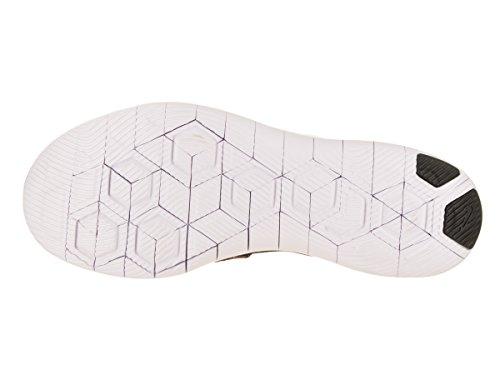 Nike Herren Flex Contact Lightweight Laufschuh Schwarz / Total / Crimson / Gym / Rot