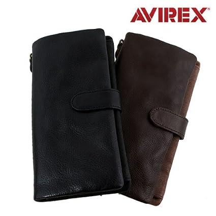 1f79b1d58a25 Amazon.co.jp: AVIREX アビレックス DALTY 長財布 AVX 1503: 服&ファッション小物