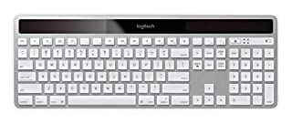 Logitech Wireless Solar Keyboard K750 for Mac (B005L38VRU) | Amazon price tracker / tracking, Amazon price history charts, Amazon price watches, Amazon price drop alerts