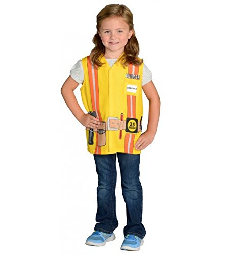 [Aeromax My 1st Career Gear Builder Shirt, Ages 3 to 6] (Hammer And Nail Halloween Costumes)