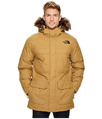 (ザノースフェイス) THE NORTH FACE メンズコートジャケットアウター McMurdo Parka III British Khaki LG L [並行輸入品] B0755DB1DT