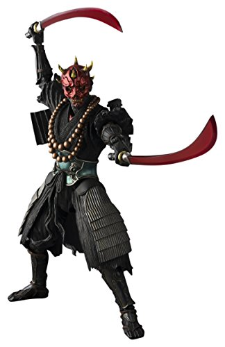 Tamashii Nations BAN17573 Meisho Movie Realization Sohei Darth Maul Action Figure (In This Corner Of The World Manga)